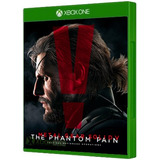 Metal Gear Solid V The Phantom Pain Xbox One- Fisico