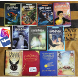 Harry Potter Coleccion De 11 Libros J. K. Rowling