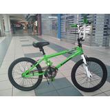 Bicicleta Kawasaki Freestyle Bmx Estilo Libre Aro 20 Oferta