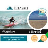 Vendo Lote En Puerto Cayo A 4km De La Playa Credito Directo