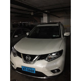 Nissan  X-trail Exclusive 2.5l 4x4 2017 Blanco 10.000km