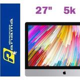 iMac 27 Mne92ll/a  3.4ghz I5 8ram 5k 1tb Radeon Pro 570 Iva