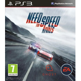 Need For Speed Rivals - Para Ps3 - Digital - Promoción