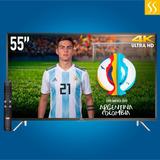 Tv Tcl 55 Smart 4k Uhd L55p62us Con Hdr 2 Años Garantia