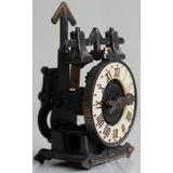 Sacapuntas Antiguo Años 70 Modelo Reloj De Campanas Nuevo