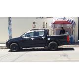 Camioneta Chevrolet D-max Crdi 3.0 4x2 Dc Diésel 2015 Negra