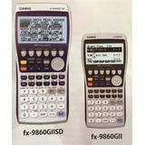 Calculadora Casio Fx9860giisd Bachillerato Internacional