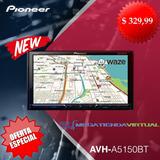 Radio Pioneer Avh- A5150bt Spotify Mixtrax Bluetooth Waze