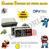 Consola Mini Nes Tipo Nintendo 620 Juegos Mario