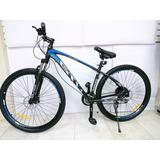 Bicicleta 29 Gti Shimano 24 Vel. Cuadro Aluminio Importada