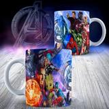 Vectores Plantillas Tazas, Avengers Infinity Y War Psd Png