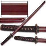 Espada Japonesa Katana Samurai 40 Kendo Practica Bokken