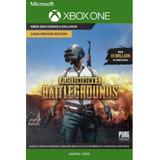 Playerunknown's Battlegrounds Codigo Digital Para Xbox One