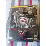 Mortal Kombat Orginal Nintendo Game Cube Coleccion