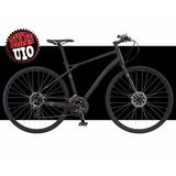 Bicicleta Gt Traffic 3.0 Aro 700 Aluminio 24 Vel. Shimano
