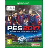 Pes 17  Xbox One, Juego Fisico, Original