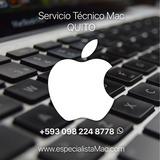 Macbook Pro, Air, Imac, Macmini, Mac Pro (servicio Técnico)