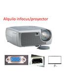 Alquiler Infocus Proyector A Domicilio Para Quito Y Valles