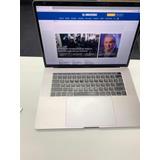 Macbook Pro Touch Bar 15 I7 16 Gb  1tb