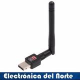 Usb Wireless Wifi Antena De Red  Inalambrico 300 Mbps
