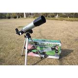 Telescopio 50mm Con Trípode Nuevo