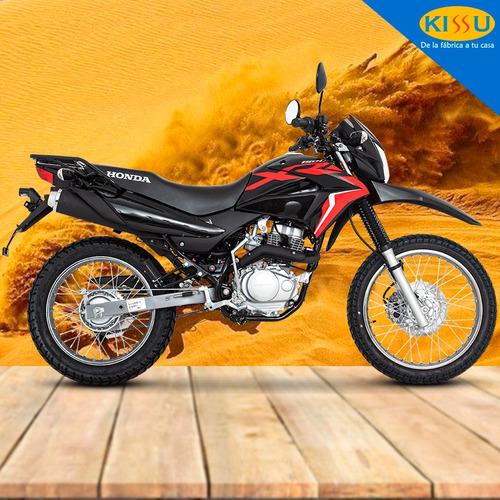 Moto Honda Xr150l 150cc Potencia Máxima 12.3 Hp/7750rpm