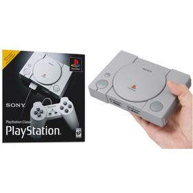 Play Station Classic Mini, Playstation 4 Tarjeta Crédtito