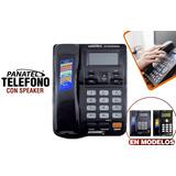 Panatel Telefono Con Speacker Incluido Iva