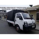 Alquiler De Camion En Guayaquil Kia 3.4t Fletes Mudanzas Emp