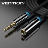Cable Audio Auxiliar 3.5 Mm Extensión 2,metros Alta Calidad