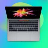 Macbook Pro 13,3 2017 Touch Bar 256gb Ci5 8gb Ram 3,1ghz