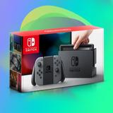 Nintendo Switch 1 Año De Garantía Difiere Hasta 24 Meses