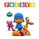 Pocoyo Peluche Original Lote 4pcs