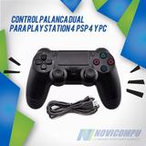 Control Palanca Dual Shock Para Play Station 4 Psp 4 Y Pc