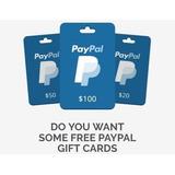 Gift Card Paypal 20 Usd  Digital Inmediata