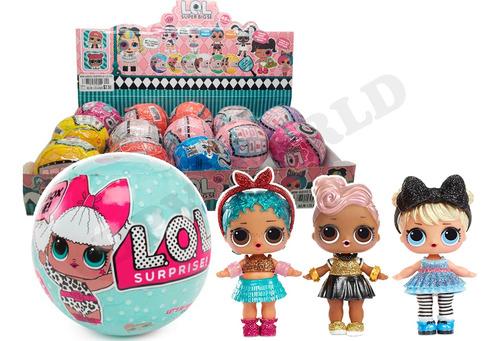 Muñecas Lol Coleccionables Sopresa Varios Modelos