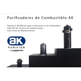 Purificadores De Combustible Ak, Protege Tu Motor!