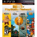 Best Of Playstation Network Ps3 Juego Físico Nuevo Sellado