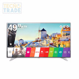 Lg Smart Tv 49 4k Uhd 49uj6300 Webos 3.5 2017 Incluye Iva