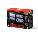 Nintendo Snes Mini Classic Nueva +250 Juegos
