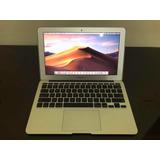 Macbook Air 11 Pulgadas. Intel I7, Ram 8gb Disco 512gb