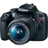 Canon Cámara Profesional T7 24.1mp Lente 18-55mm Wifi Nfc