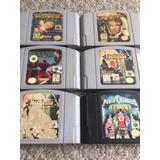 Juegos Nintendo 64 Castlevania Yoshi Starfox Golden Eye 007