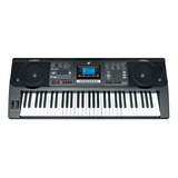 Teclado Organo Mk-812 61 Teclas 128 Ritmos 200 Sonidos