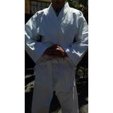 Uniforme Entrenamiento Art Marciales Jiu Jitsu Judo Hapkido