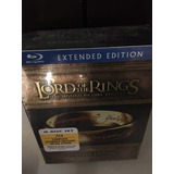 The Lord Of The Ring 15 Discos Extended Edition (leer Descri