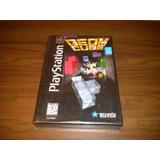 Juego Para Playstation 1 Geom Cube Retro Stuff