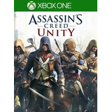 Assassin's Creed Unity Xbox Live One/360 Juego Digital