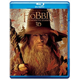 Hobbit, The: An Unexpected Journey (3d Blu-ray) Original