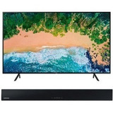 Samsung Smart Tv 65 4k 65nu7100 Bluetoot Garant Samung 2años